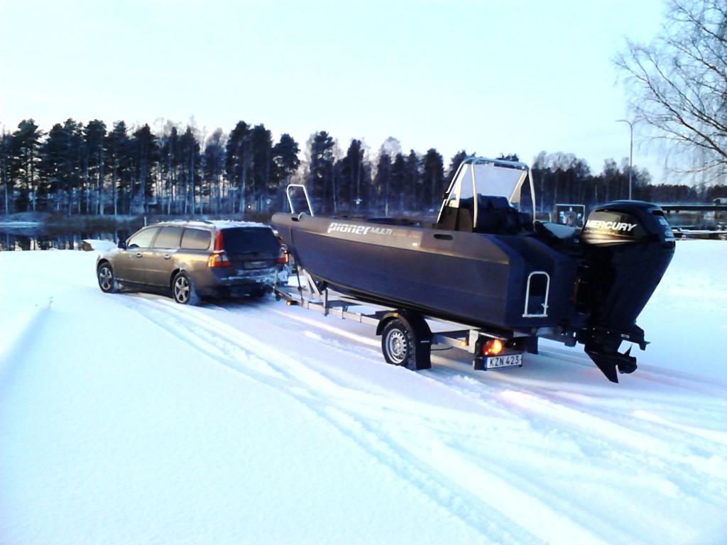 Vänervårds arbetsbåt